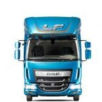 New DAF trucks at DAF Truck Services Cork